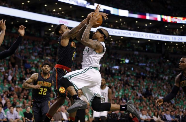 Isaiah-thomas-jeff-teague-nba-playoffs-atlanta-hawks-boston-celtics-768x506