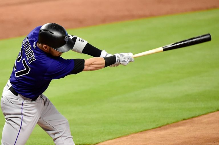 Trevor-story-mlb-colorado-rockies-miami-marlins-768x510