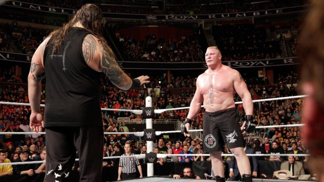 Potential opponents for brock lesnar at wwe summerslam 2016